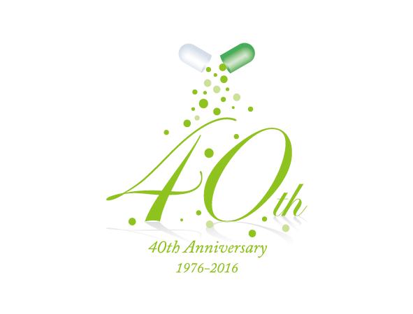 ハザマ薬局 開局40周年 WEBサイトリニューアル