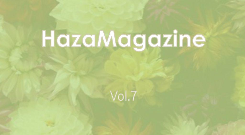 HazaMagazine Vol.7